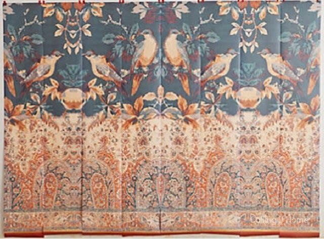 114 best images about house products on pinterest terra for Anthropologie wallpaper