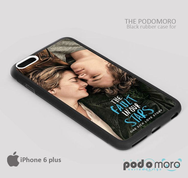 The Fault in Our Stars for iPhone 4/4S, iPhone 5/5S, iPhone 5c, iPhone 6, iPhone 6 Plus, iPod 4, iPod 5, Samsung Galaxy S3, Galaxy S4, Galaxy S5, Galaxy S6, Samsung Galaxy Note 3, Galaxy Note 4, Phone Case