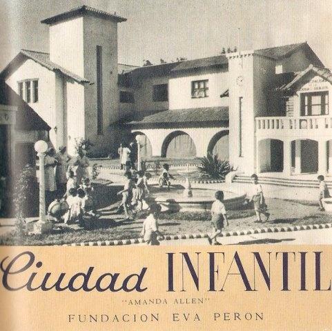 Afiche Ciudad Infantil