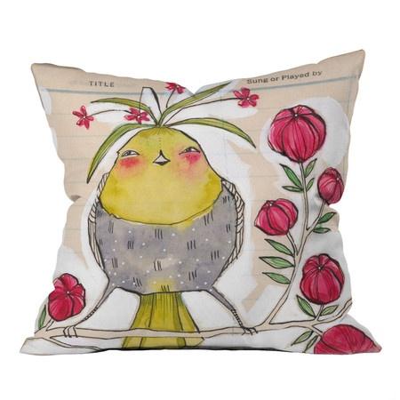 Sweetness & Light Pillow by Cori Dantini