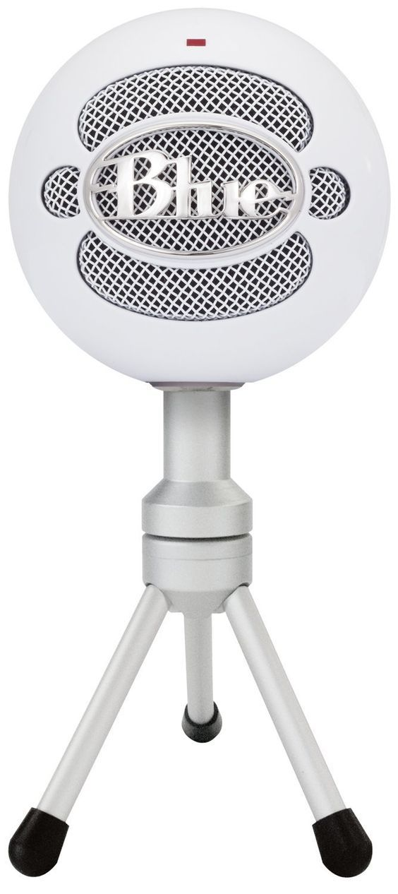 This is the microphone that I use in all my Youtube videos.  It's the Blue Snowball Ice.  [ADVERT]