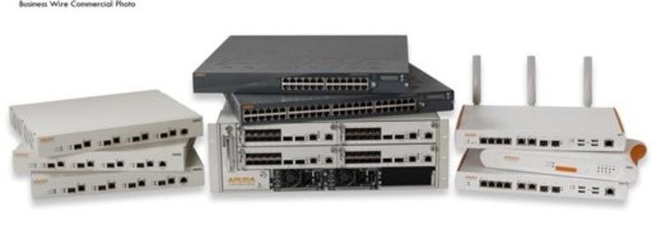 No. 7: Aruba Networks