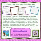 FREE SMART Board Template Sampler!  This set of 5 lined, and 5 matching unlined templates will add a little pizzazz to your SMART Board files! Simp...