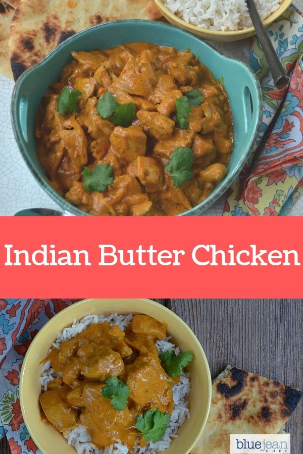 Butter Chicken Recipe In 2018 Easy Comfort Food Recipes