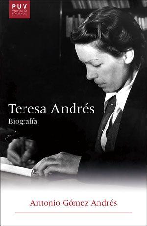 Biografía de Teresa Andrés, una bibliotecaria que asumió altas responsabilidades en el gobierno de la República en el momento de la guerra civil y que murió en París, a los pocos meses tras la liberación de la ocupación nazi. Una mujer que quedó sepultada bajo toneladas de olvido (provocado).