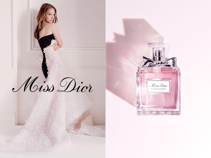 Fashion promotion - Miss Dior - Essay Example