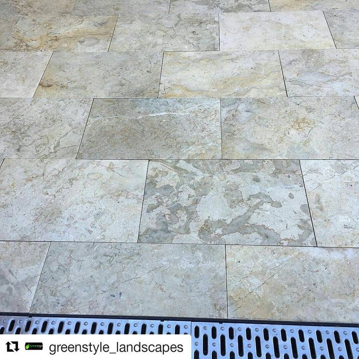 Amber Tiles Kellyville: Greenstyle Landscapes - Crema Royale marble paver by @ambertiles #naturalstone #ambertiles #ambertileskellyville