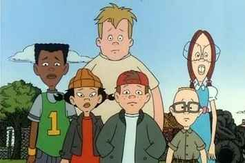 """So much sociology in this show man. Can't even. 21 Times """"Recess"""" Was Basically The Most Progressive Cartoon Ever"""
