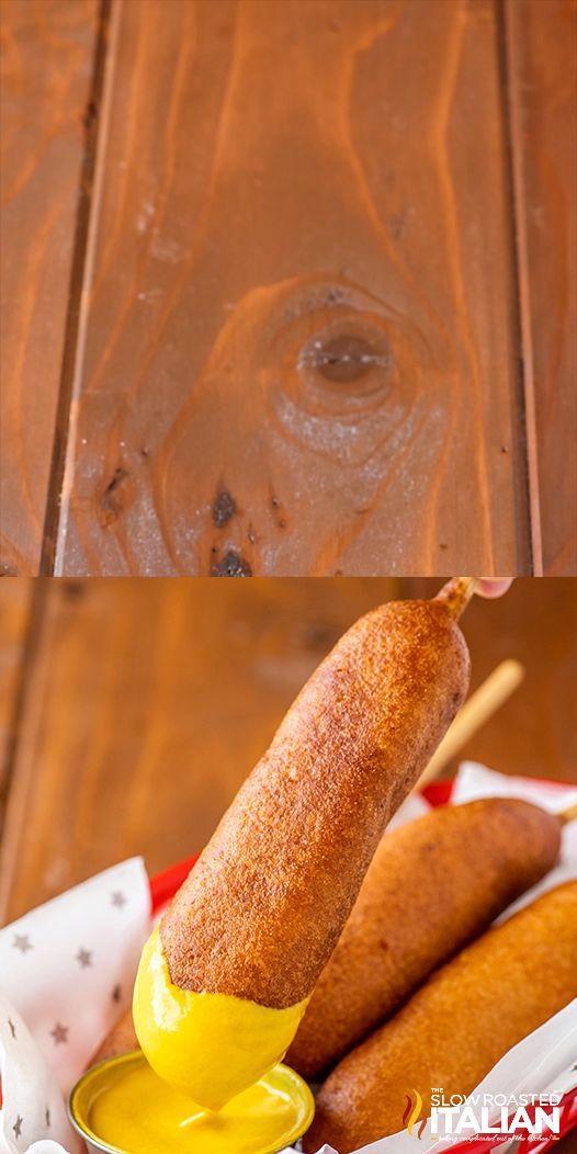 Disneyland Corn Dogs Nachahmer – TSRI Recipe Vide…