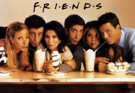 tv shows and movies i love the forever eternal tv show: FRIENDS