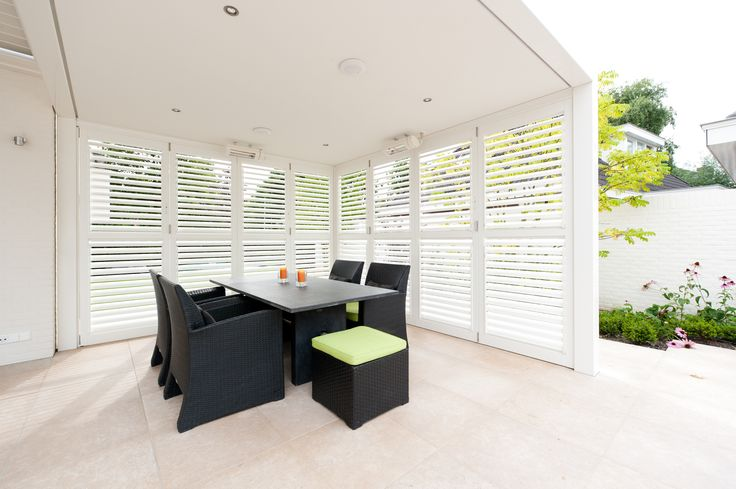 Louvretec Coastal Series range of Sliding, Bifolding & Hinged Louvre Shutter systems have been designed to operate in the harshest of locations whilst maintaining a sleek, contemporary aesthetic perfect for any situation. Custom made to meet the most demanding design and performance critera and providing you with a wide range of design options.
