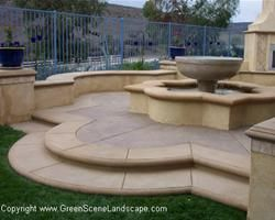 Find This Pin And More On Back Yard By Loreenka. Concrete Patios ...