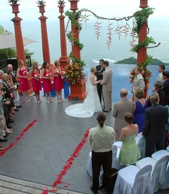 Wedding at Villa Caletas in Costa Rica