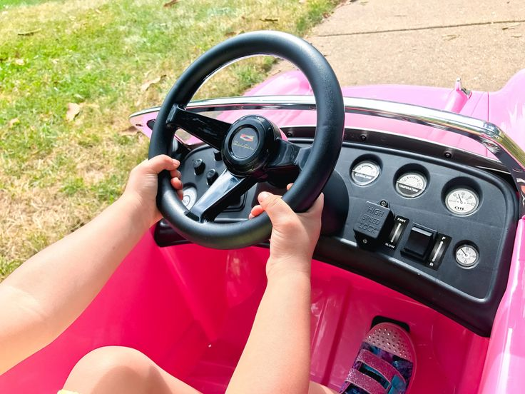 Kid Motorz Chevy Bel Air 1-Seater 12-Volt Toddler Ride-On Car from buybuy Baby - The best ride on toy for toddlers! Click on the image to learn more.   ride on toys   ride on toys for toddlers   ride on car   ride on cars for toddlers   ride on cars for kids   ride on cars kids   ride on cars for kids toys