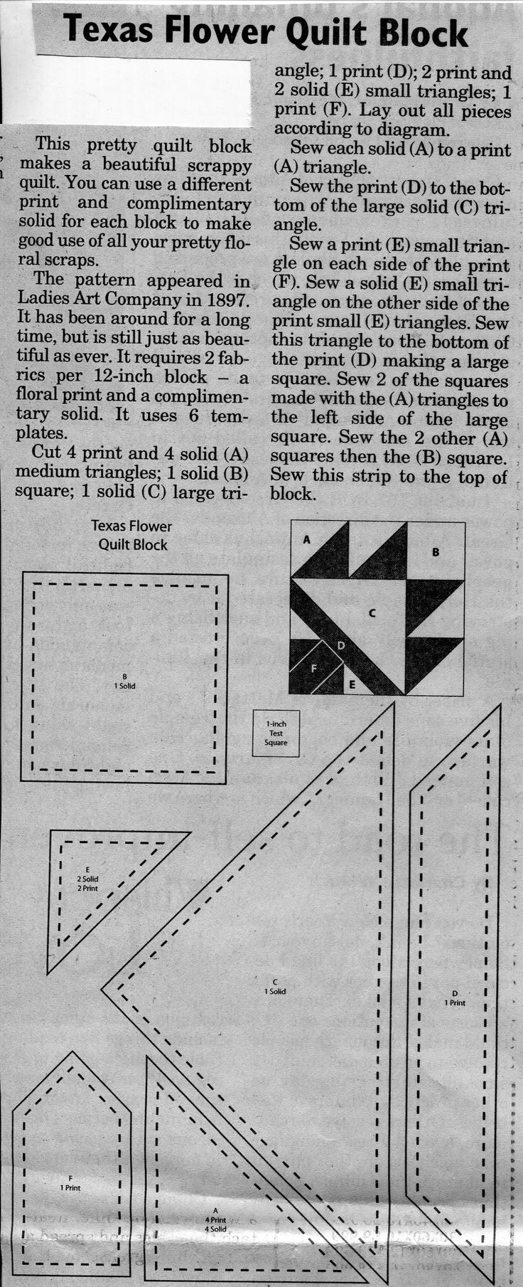 211 best newspaper PATTERNS images on Pinterest | Quilting patterns ...
