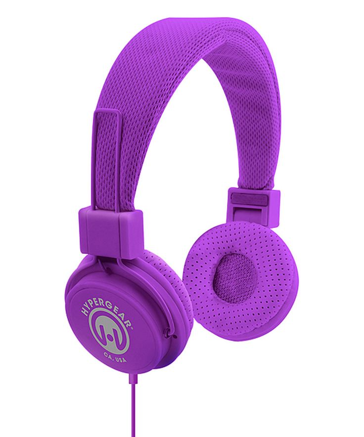 19 best av images on pinterest learning graph design and infographic love this purple hypergear v20 stereo headphones by hypercel on zulily zulilyfinds fandeluxe Images