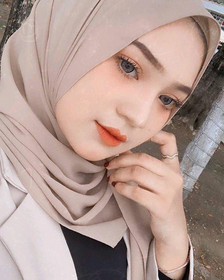 Instagram Wanita Cantik Jilbab Cantik Gaya Hijab