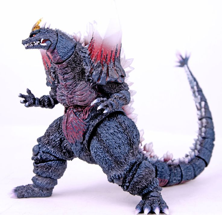 godzilla | Monster Arts - Space Godzilla 13 by ~twohand on deviantART
