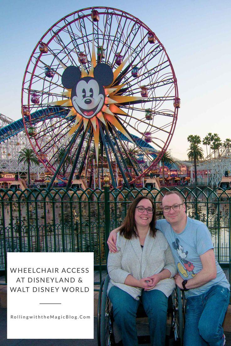 wheelchair access at disneyland  u0026 walt disney world
