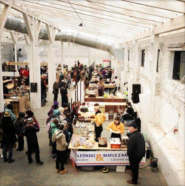 Soho Food Market. Soho Factory, ul. Mińska 51. Więcej: http://warszawa.gazeta.pl/warszawa/1,34862,15248776,Soho_Food_Market__W_weekend_wielka_impreza_dla_smakoszy.html