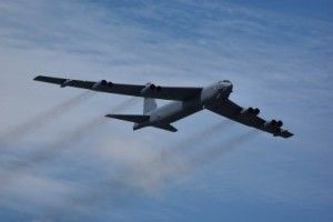 Boeing B-52H  Air Freight And The Impact It Has On The Environment