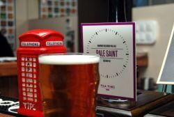 TEA Time Brewpub - pierwszy polski browar połączony z pubem w którym serwuje się prawdziwe angielskie piwo zwane Real Ale.