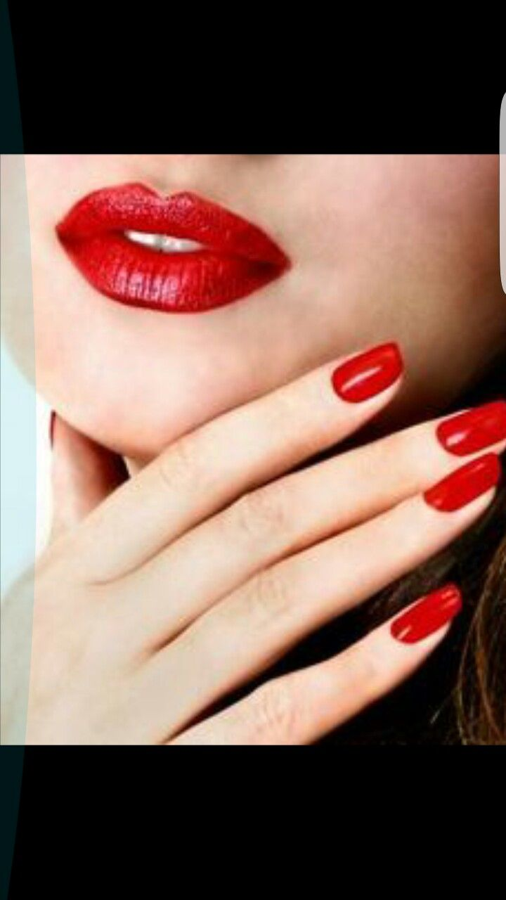 Red lips 👄❤