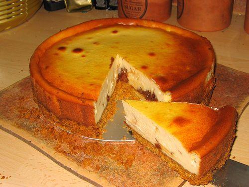 Hogyan készítsünk finom New York-i sajttortát? - Megéheztél? - Élet + Mód