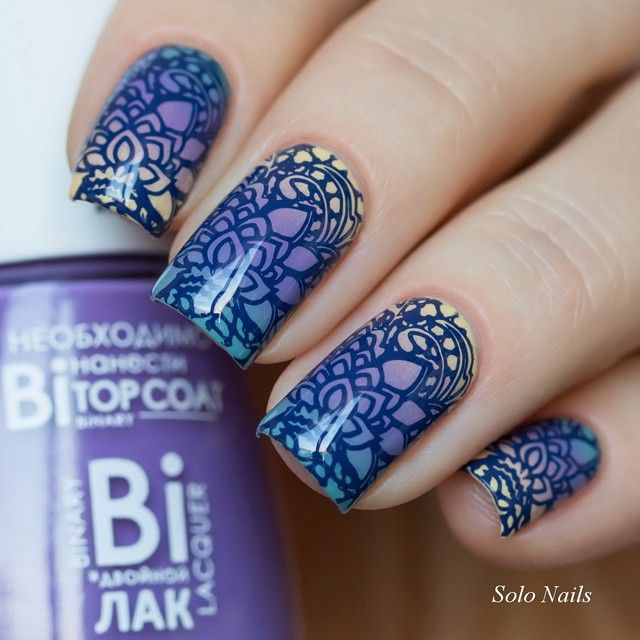 Stamping on gradient