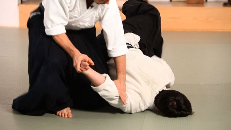 Learn how to do nikyo from the instructors at The New York Aikikai in this Howcast aikido video.
