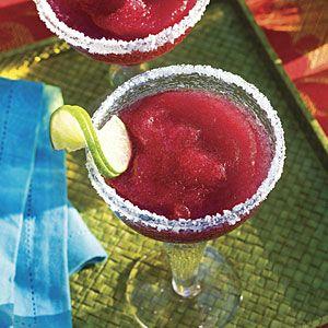 Scarlet Margarita (aka Pomegranate Margarita)
