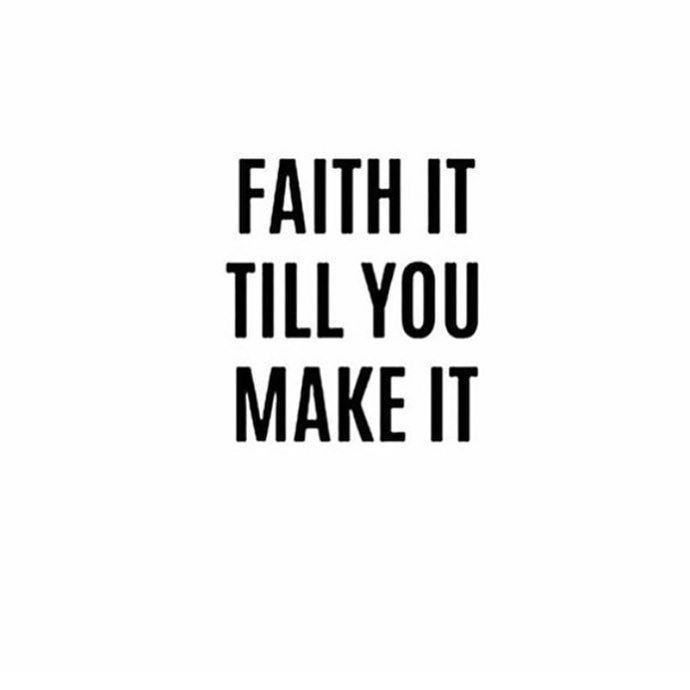 Faith the size of a mustard seed is all you need #IKnow #rp #topofthemorning…