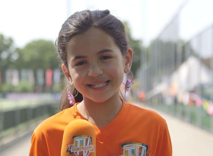 Sport is goed voor de ontwikkeling van je kind. Daarom is sport niet alleen leuk, maar ook belangrijk.