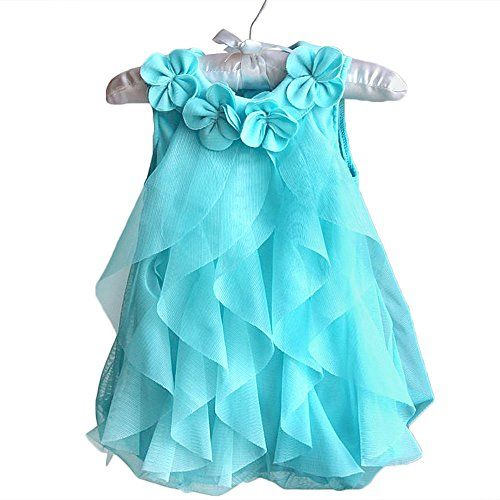 LIVEBOX Infinity Ruffles Floral Baby Girls Summer Toddler...