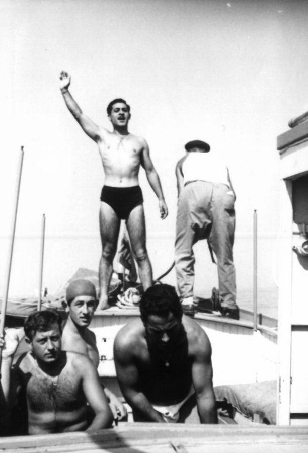 La barca del Centro Paraplegici di Ostia per gli allenamenti di nuoto in mare era ormeggiata a Fiumicino