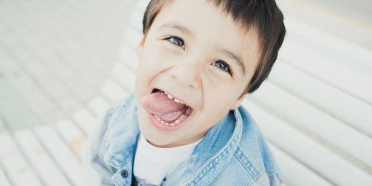 Sesiones de fotos en el exterior súper divertidas con niños