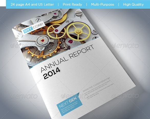 13 best brochure design templates images on Pinterest Brochures - free annual report templates