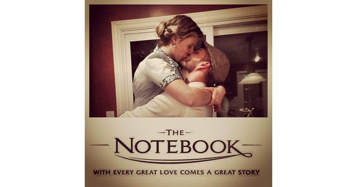 Allie and Noah From The Notebook