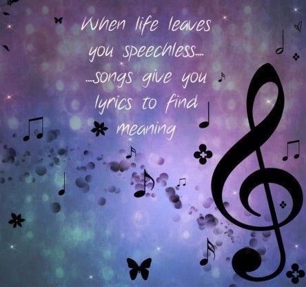 - Music Quote-