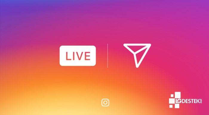 Uzun süredir gündemde olan özellik, sonunda Instagram kullanıcıları içinde aktif oldu. Twitter'daki Persicope ve Facebook Live'den sonra Instagram'a da canlı video yayını özelliği geldi.