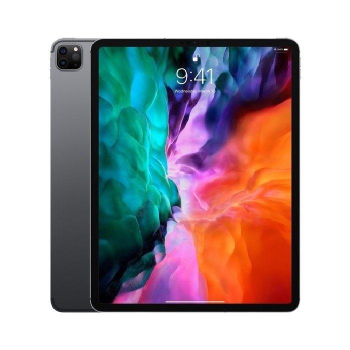 ايباد ابل برو 2020 بحجم 12 9 بوصة وسعة 512 جيجابايت بتقنية واي فاي رمادي Ipad Pro Apple Ipad Pro Ipad Pro 12