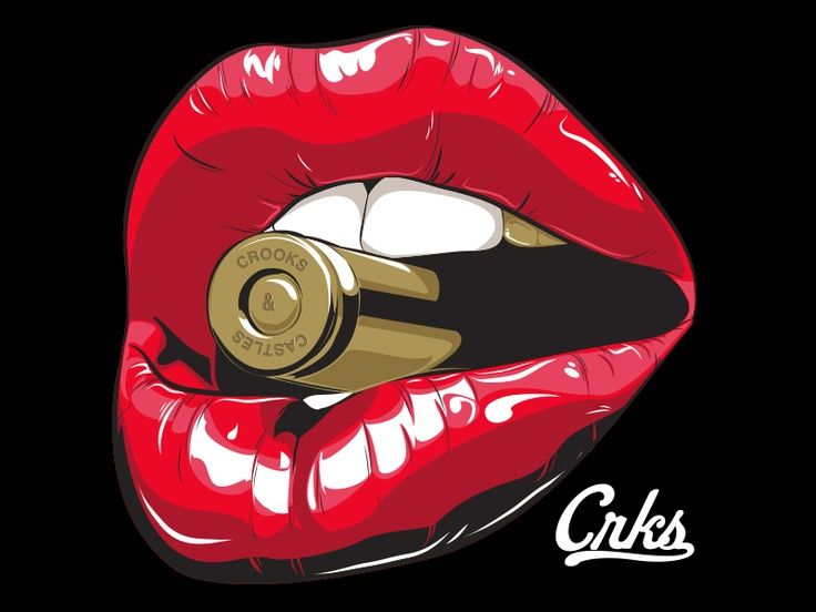 lips illustration - Buscar con Google