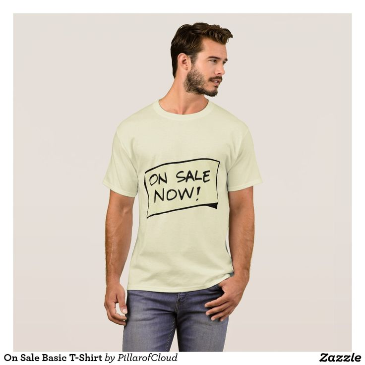 On Sale Basic T-Shirt