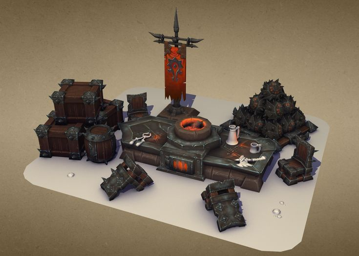 What Are You Working On? 2014 Edition - Page 195 - Polycount Forum