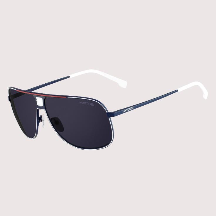 La collezione #sunglasses EDITION celebra gli 80 anni di #Lacoste dedicati allo sport e allo stile. Ispirati ad un modello classico lanciato nel 1986 rivisitato in chiave moderna, questi occhiali sono un tributo all'eleganza maschile.