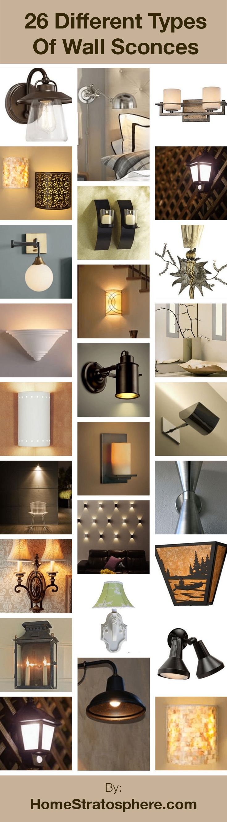 282 best front backyard ideas images on pinterest backyard 26 different types of wall sconces ultimate buying guide amipublicfo Gallery