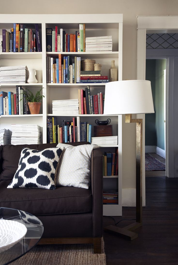Living Room With Books: 11 Best Couch & Bookcases Images On Pinterest