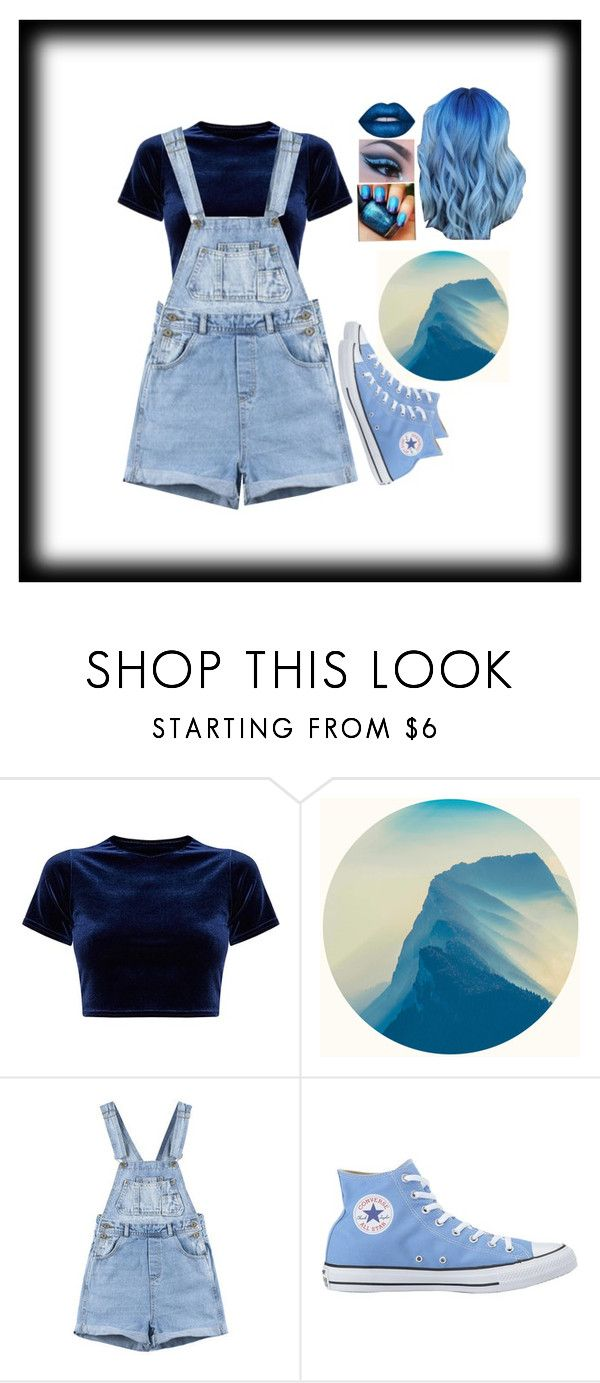"""Cloudy Mountain outfit"" by carry-senpai ❤ liked on Polyvore featuring Converse"