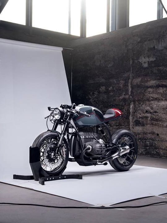 """the-eternal-moonshine: """"BMW CafeRacer """""""
