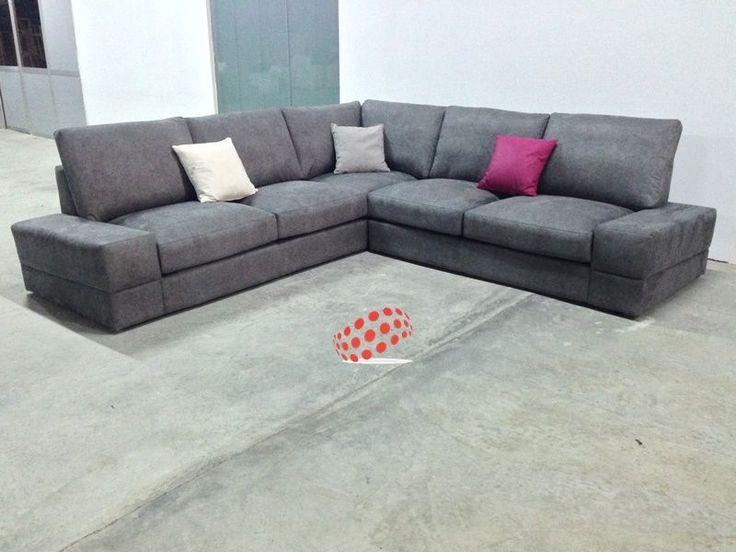 Sof rinconera modelo aura sof s home decor - Sofa rinconera moderno ...